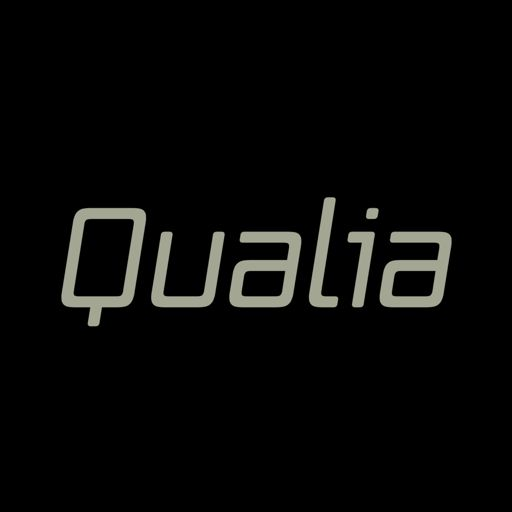 Cover art for podcast Qualia