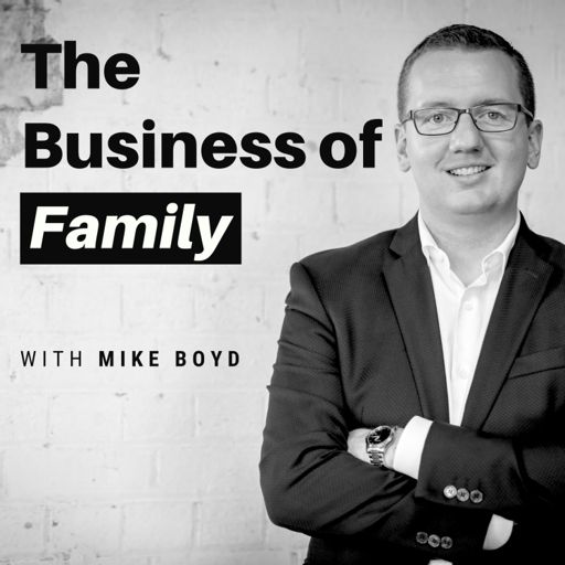 Cover art for podcast The Business of Family