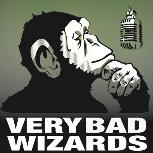 Cover art for podcast Very Bad Wizards