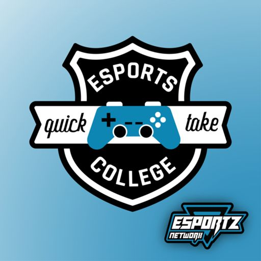 Cover art for podcast College Esports QuickTake