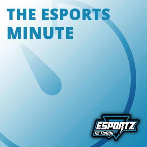 Cover art for podcast Esports Minute