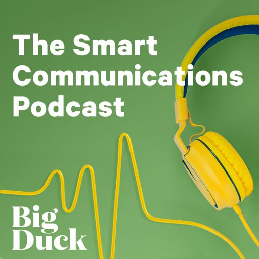Cover art for podcast The Smart Communications Podcast