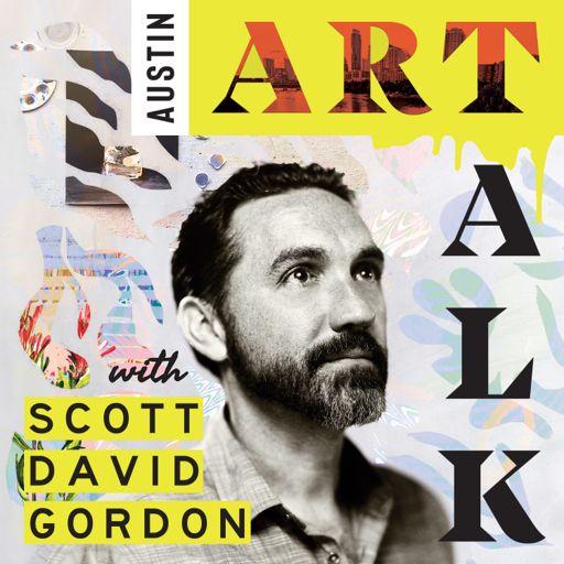Cover art for podcast Austin Art Talk