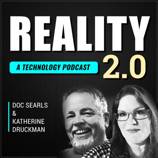 Cover art for podcast Reality 2.0