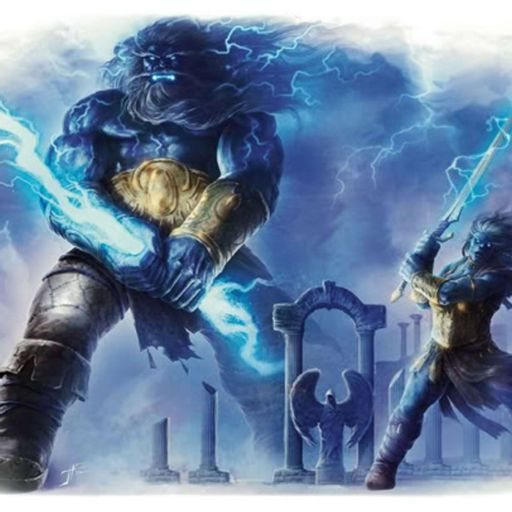 Episode 93: Storm Giant / Verbeeg from Monster in My Podcast