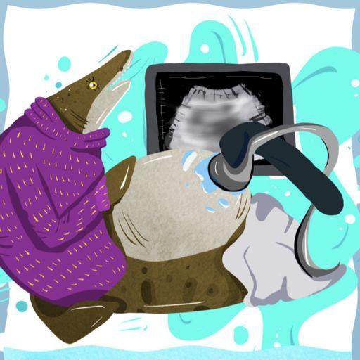 Episode 353: Torpedo Shark from Monster in My Podcast on