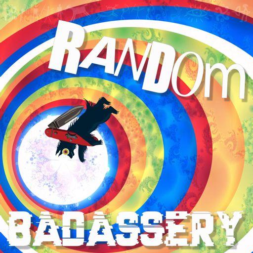 Cover art for podcast Random Badassery