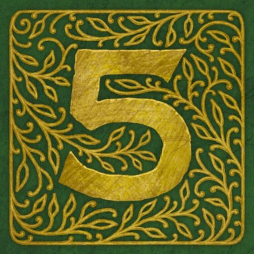 Cover art for podcast The Five By