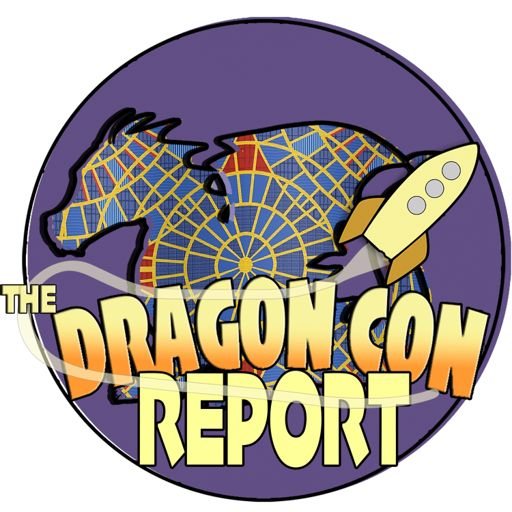 Cover art for podcast The Dragon Con Report