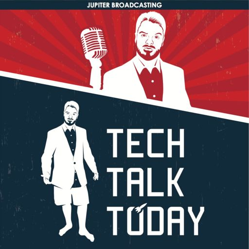 Cover art for podcast Tech Talk Today