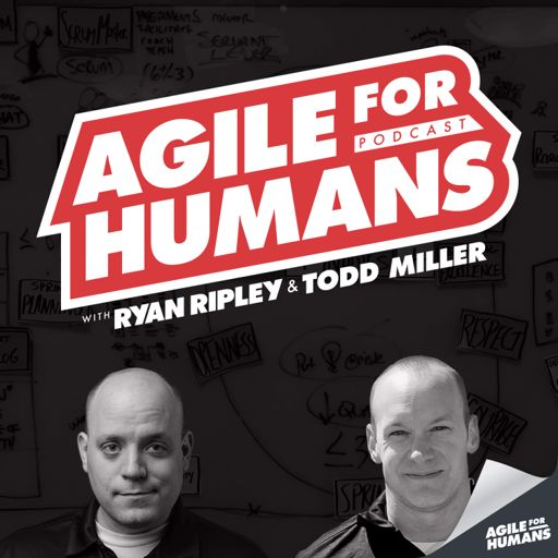 Cover art for podcast Agile for Humans with Ryan Ripley