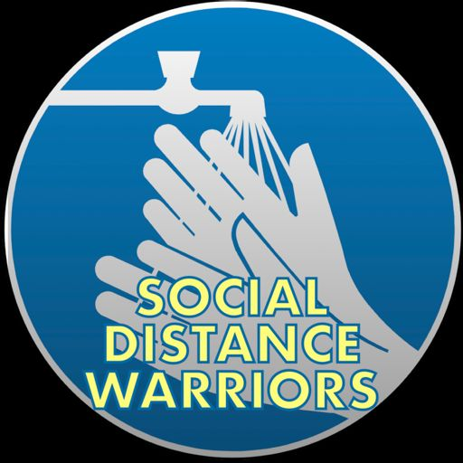 Cover art for podcast Social Distance Warriors