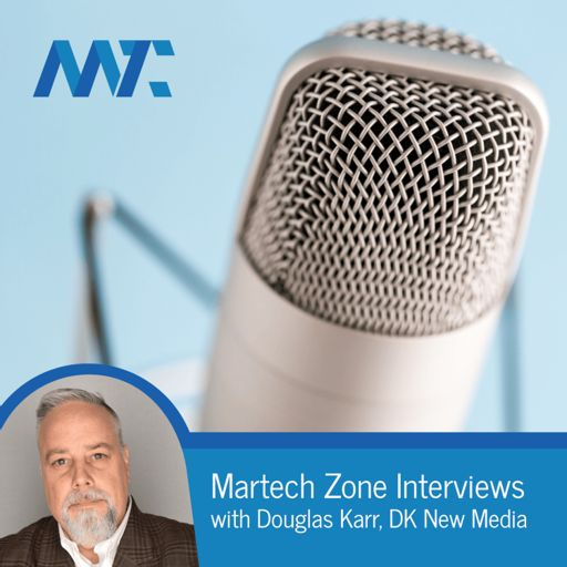 Cover art for podcast Martech Zone Interviews