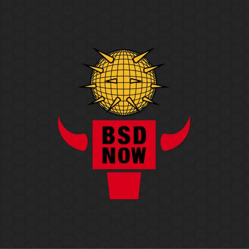 Cover art for podcast BSD Now