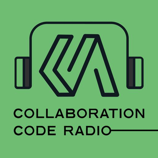 Cover art for podcast Collaboration Code Radio