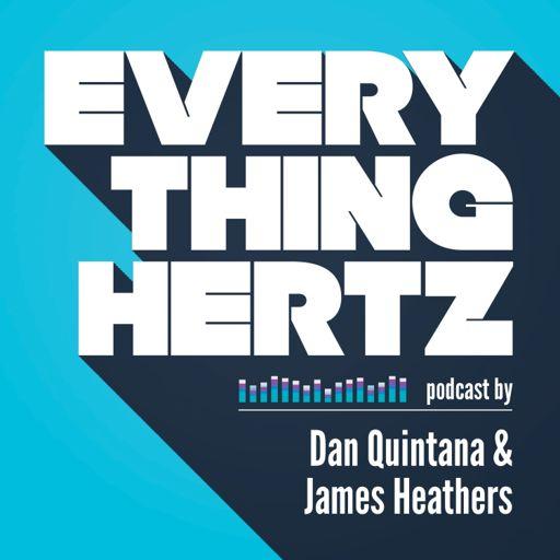 Cover art for podcast Everything Hertz
