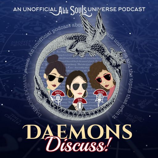 Cover art for podcast Daemons Discuss!