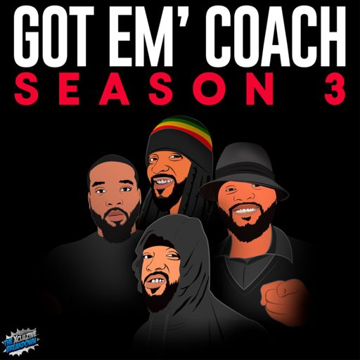 Cover art for podcast Got Em' Coach