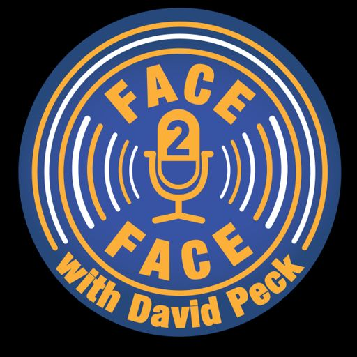 Cover art for podcast Face2Face with David Peck