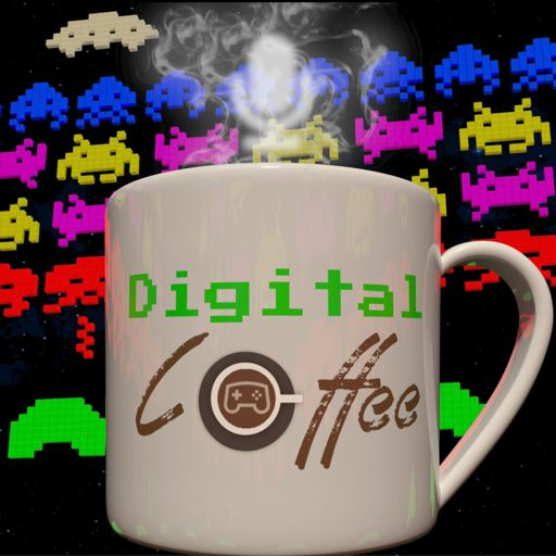 Cover art for podcast Digital Coffee