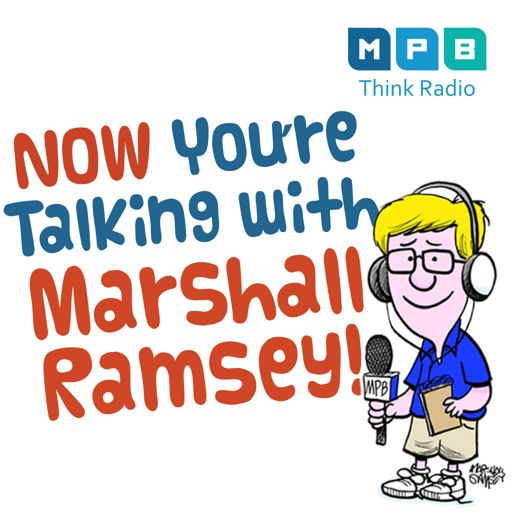 Cover art for podcast Now You're Talking with Marshall Ramsey