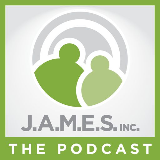 Cover art for podcast The J.A.M.E.S Inc Podcast