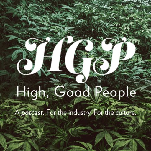 Cover art for podcast High, Good People