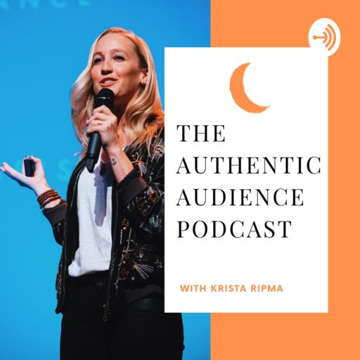 Cover art for podcast The Authentic Audience Podcast