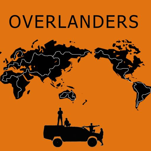Cover art for podcast Overlanders