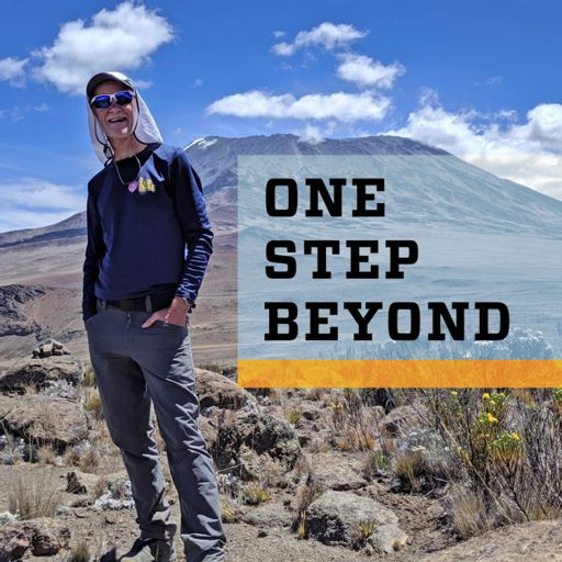 Cover art for podcast One Step Beyond