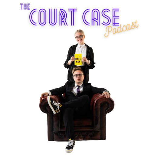 Cover art for podcast Court Case with James Court
