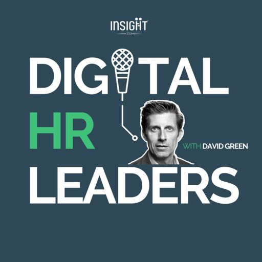 Cover art for podcast Digital HR Leaders with David Green