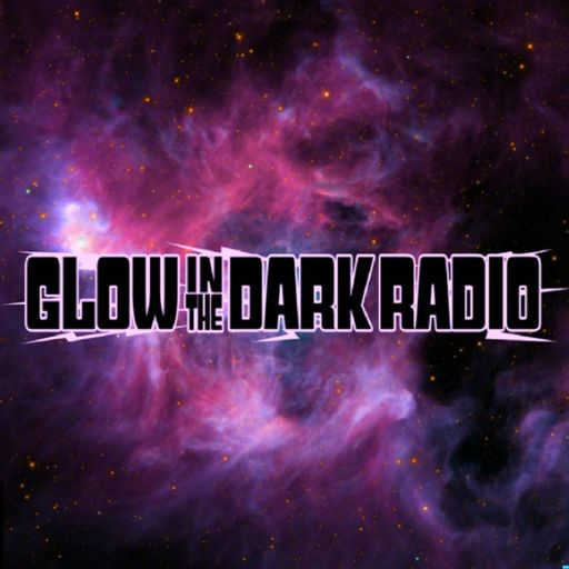 Cover art for podcast Mike Luoma's Glow-in-the-Dark Radio