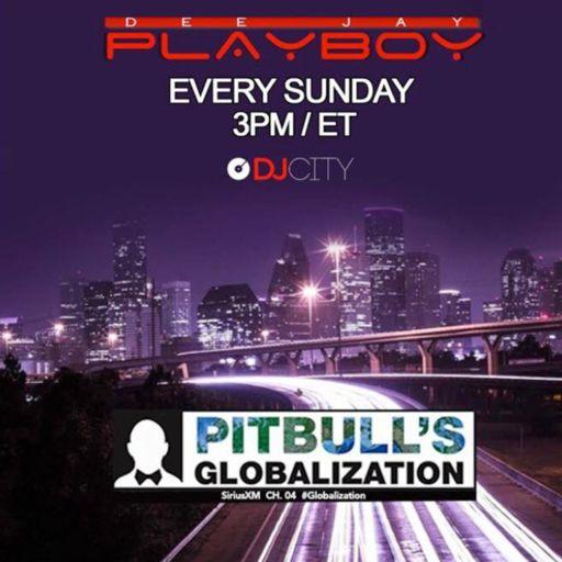 09 10 2017 @DJ_PLAYBOY1 PITBULL'S GLOBALIZATION MIX 3PM from DJ