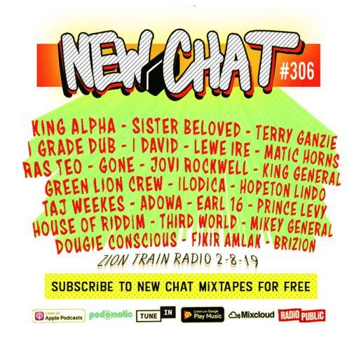 New Chat Mixtapes #252 DJ Kenny Tekneek LIVE 6-16-18 from