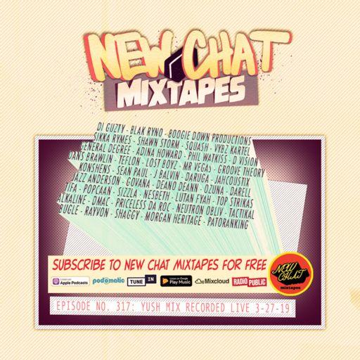 New Chat Mixtapes #252 DJ Kenny Tekneek LIVE 6-16-18 from New Chat