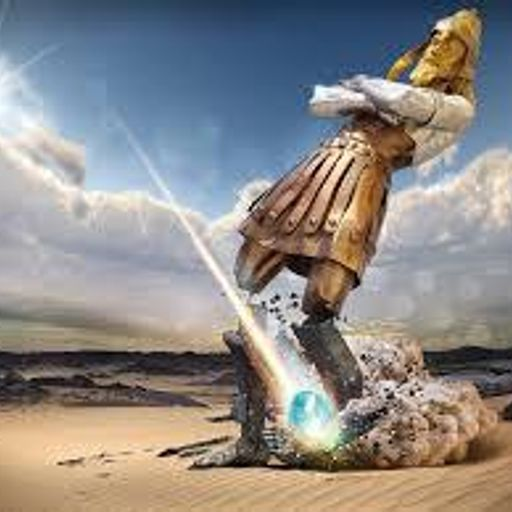 604BC: Nebuchadnezzar's Dream from Message to Kings - A