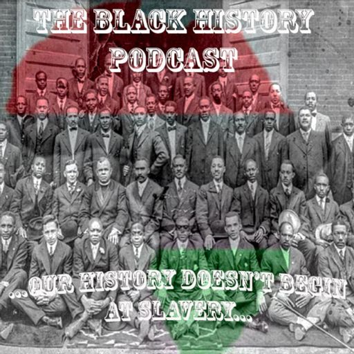 Cover art for podcast Black History Podcast