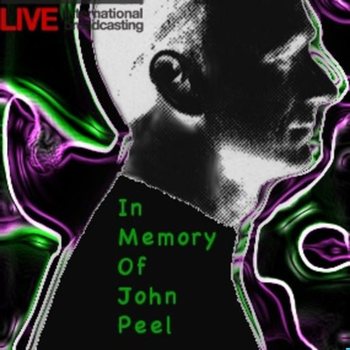 Cover art for podcast In Memory Of John Peel Show