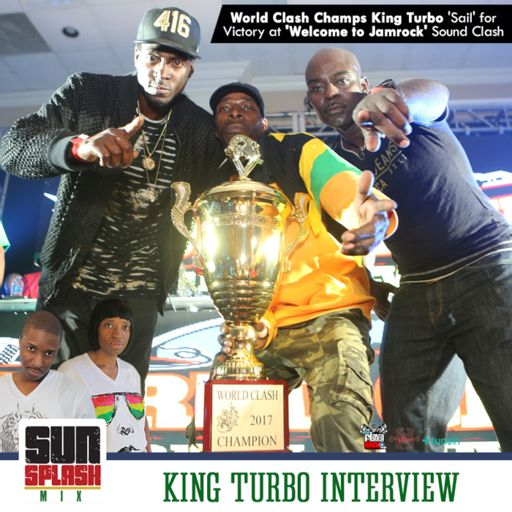 538bb930409 Sunsplash Mix Show King Turbo Slingshot Interview from Jah Prince on ...