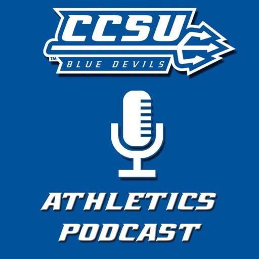 Cover art for podcast CCSU Athletics Podcast