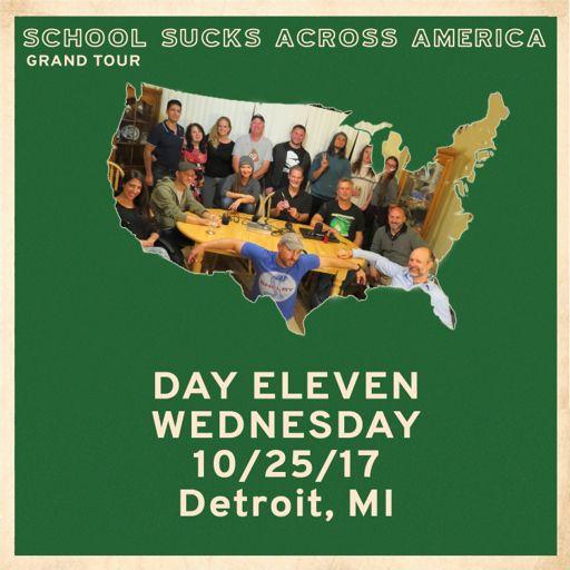 524: The Detroit School Sucks Meet-Up from School Sucks on RadioPublic