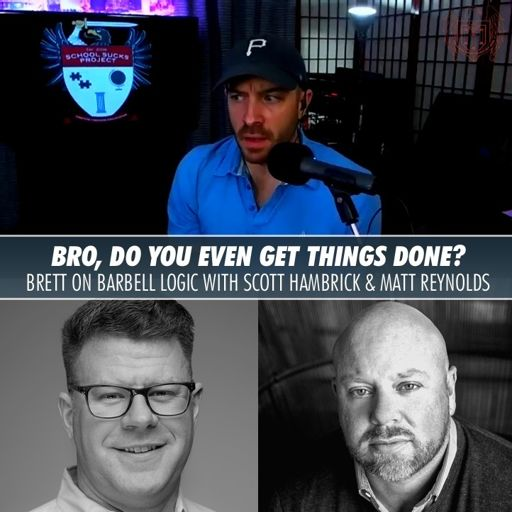 613: Bro, Do You Even Get Things Done? - Brett On Barbell