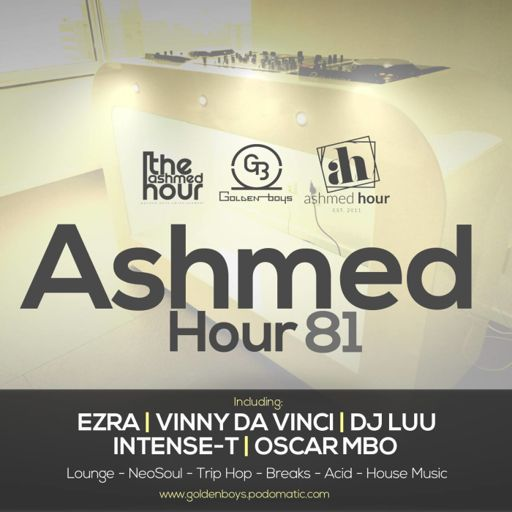 Ashmed Hour 81 // Legendary Guest Mix By Vinny Da Vinci from