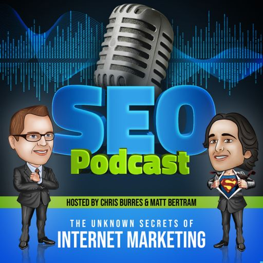 Cover art for podcast SEO Podcast The Unknown Secrets of Internet Marketing