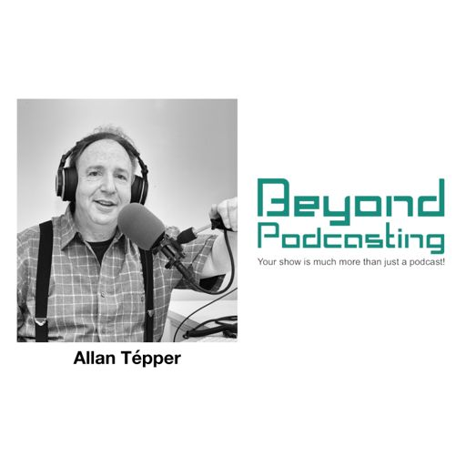 Cover art for podcast BeyondPodcasting