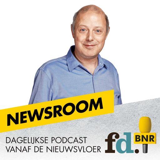 Cover art for podcast Newsroom | BNR