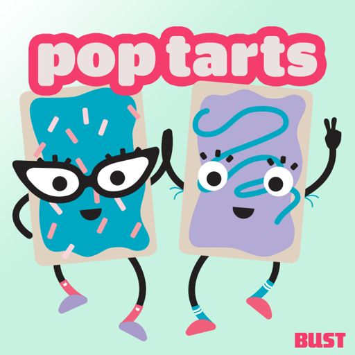 Cover art for podcast Poptarts