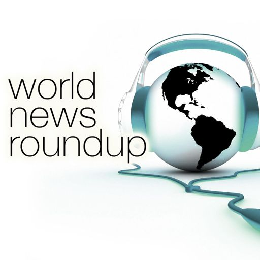 Cover art for podcast World News Roundup