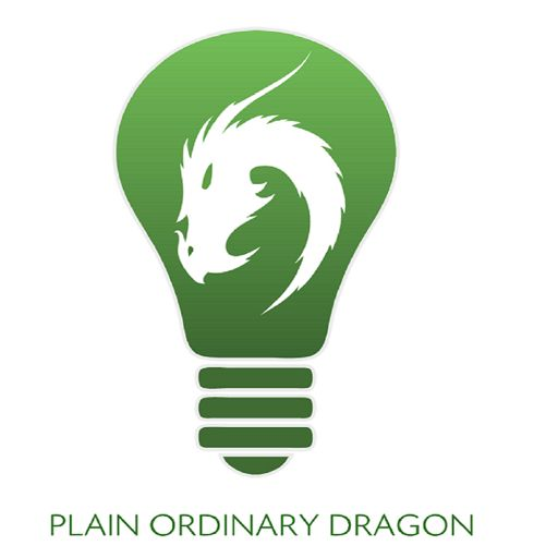 Cover art for podcast Plain Ordinary Dragon